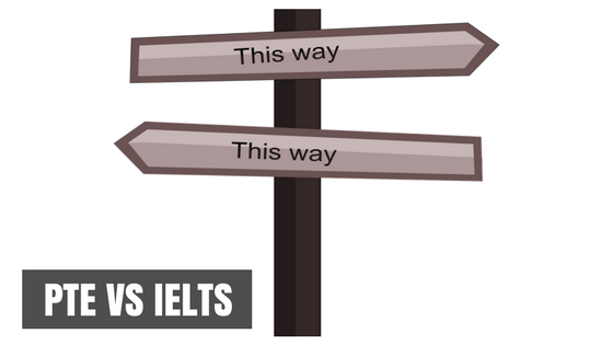 IELTS OR PTE Which Is Easier